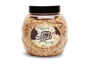 Nutriorg Organic Rolled Oats 500g