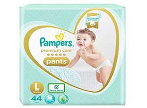 Pampers Large Size Diaper Pants Pack of 44