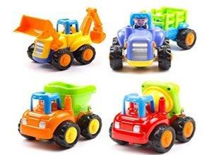 Unbreakable Automobile Car Toy Set