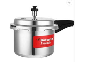 Butterfly Friendly 3 L Pressure Cooker