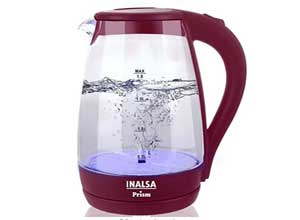Inalsa Electric Kettle 1.8L