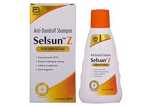Anti-Dandruff Shampoo for Oily Scalp 60 ml
