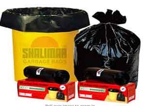Garbage Bags Medium Size 180 Bags