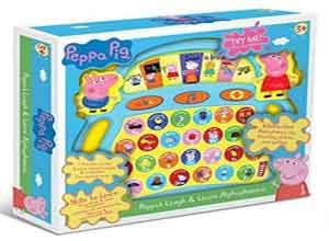 Peppa Pig Laugh and Learn Alphaphonics
