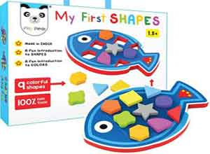 A Fun Introduction to Shapes and Colors