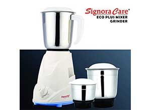 Mixer Grinder Signoracare Eco Plus
