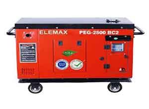 Elemax C2 2400VA 2.2 Kva Petrol Generator