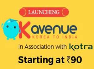 Kavenue in asspciation with Kotra