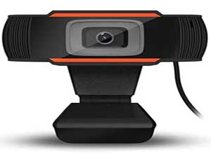 V.T.I. HD Webcam with Microphone
