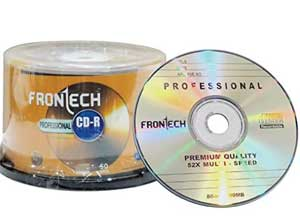 Frontech CD-R 52X CDR