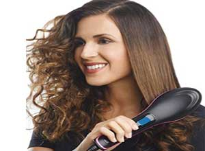 3 in 1 Ceramic Fast Hair Straightener